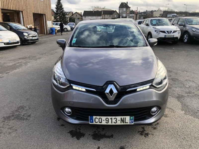 Photo 8 de l'offre de RENAULT CLIO 1.5 ENERGY DCI - 90 83G  IV BERLINE BUSINESS  à 7990€ chez Triplo auto